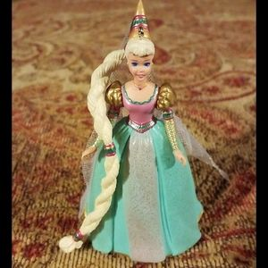 Hallmark Rapunzel Barbie Ornament